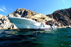 Private Tour: Sightseeing Cruise in Cabo San Lucas Enjoy a private sightseeing boat tour in Los Cabos in which you'll visit Land's End and see the main sights of this famous area. Your tour includes a private guide.  First, you will meet your guide at a central palapa in Cabo San Lucas. Then, you'll board a boat and sail to Land's End to see the sights. You will ride on a boat along the Medano Bay and discover Pelican Rock, The Arch, The Sea Lion Colony and more....