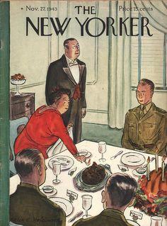 November 27, 1943 - Helen E. Hokinson