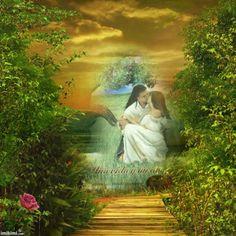 Me envuelven los sentidos que se despiertan con todas las letras de UNA VIDA Y UN AMOR, dedicado por el autor. http://kokoroalmapoesia.blogspot.com.es/p/mi-libro.html