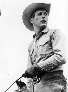 Hud is a selfish, disrespectful, arrogant, and egotistical character who holds a certain charm despite it all. If he had been played by anyone but Paul Newman, you would absolutely hate him. Paul Newman in Hud, 1963.