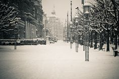 Winter photography – some basic tips