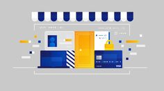 Client: Visa Production Company: Ntropic Producers: Laura Livingstone & Emily Avoujageli Art Director: Tali Oliver Direction, Design & Animation: Daniel…