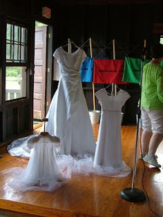 Beehive Messages: Camp Class - 100 Dresses