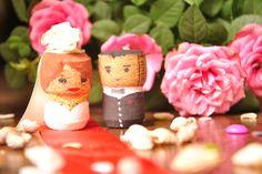 Figurine pentru tortul tau de nunta!