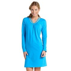 Coolibar UPF 50+ Women`s Beaded ZnO Cover Up - Sun Protection $49.99