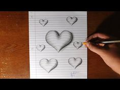 How to Draw an Impossible Heart - YouTube