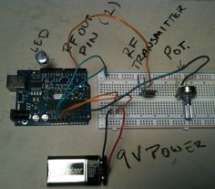 Wireless + Arduino + oF [Tutorial] by Joshua Noble aka Hobby Electronics, Electronics Projects, Technology World, Computer Technology, Arduino Programming, Arduino Sensors, Arduino Board, Raspberry Pi Projects, Electrical Projects