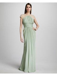 Elegant Chiffon Evening Dress