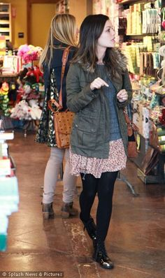 rachel bilson eclectic winter layers. Still love this outfit two years after she wore it