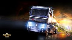 1920x1080 px Euro Truck Simulator 2 wallpaper - Background hd by Stanford MacDonald