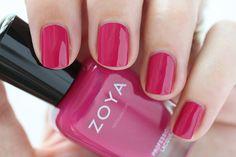 If I win....!!! Fingers crossed! I ♥ nail polish!  Zoya Island Fun Summer 2015 Swatch Nana Pink Cream