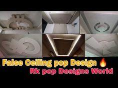 Hall pop Designs - YouTube Pop Design Photo, Channel, Ceiling Design, Youtube, Simple, Roof Design, Youtubers, Youtube Movies