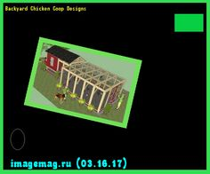 Backyard Chicken Coop Designs 165554 - The Best Image Search