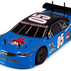 Redcat LIGHTNING STK Blue ON ROAD RC Drift CAR $134.95 http://hobbyzobby.com/product/redcat-lightning-stk-blue-on-road-rc-drift-car