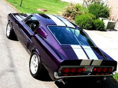 1967 Ford Fastback Mustang