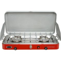 Camp Chef Everest High-Output 2-Burner Stove -- This is an Amazon Affiliate link. Read more at the image link.