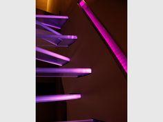Une mise en œuvre déclinable dans différentes configurations - Escalier AERO