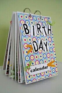 Organization Importance Tip #1 - Birthdays