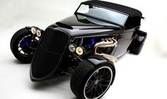 FFR Customer Peter Skoglund's '33 Hot Rod - Factory Five Racing