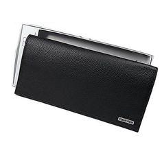 Amazon | CalvinKlein  カルバンクライン メンズ 長財布 ブラック 79219 メンズ ブランド 並行輸入品 | 財布