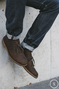 fb278e67b46a4 Clarks Desert Boots  Iconic since the days of Steve McQueen. Available now  on SHOES