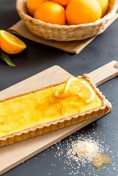 Sublissime tarte à l'orange caramélisée de Christophe Felder - Sucre d'Orge et Pain d'Epices
