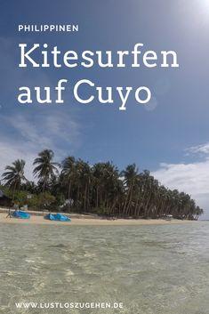 Noch ein Geheimtipp unter Kitesurfer! Cuyo Island auf den Philippinen.