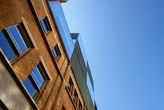 Perforated Metal - Facade Cladding - Various Geometries Duggan Morris, Deep Drawing, Metal Facade, Expanded Metal, Perforated Metal, Corrugated Metal, Unique Architecture, Facades, Cladding
