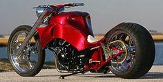 Revelation - Honda powered sport chopper