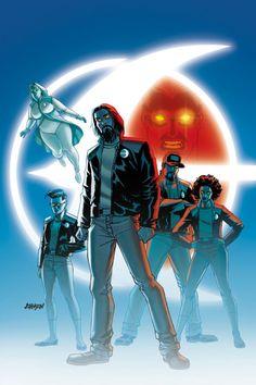 Valiant reveals Harbingers Wars 2 is coming - The Beat Comic Books Art, Comic Art, Gabriel, Rogue Comics, Savage Dragon, Cosmic Comics, Valiant Comics, Science Fiction Art, Character Concept