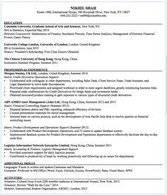 Sample Head Counselor Resume  HttpExampleresumecvOrgSample