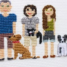 I love ferrets! They are so cute! I'm glad that finally we've made one!☺My attention is drawn to the ferret, so I don't even see a big number of French knots on lady's shirt.See previous post for the whole portrait. #familylife #familyportrait #giftideas #etsybestgifts #birthdaygifts #lovebirds #etsy #mychildren #myfamily #portrait #doglife #momof2 #ferret #familyphoto #gifts #dogstagram #mommylife #mumlife #etsygift #mydaughters #etsybestgifts #sisters #mysister #ferrets #mybabygirl ...