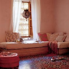 Inspiration Mediterranean Moroccan Style Decor Ideas Colors And Bench