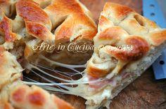 Pan brioche salato farcito sofficissimo ricetta arte in cucina