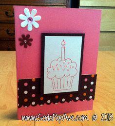 One Dozen Card Making Ideas!