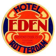 Hotel Eden Rotterdam