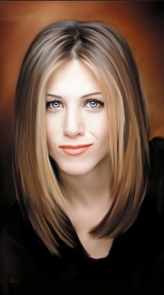 Jennifer Aniston , Ebn Misr Art Gallery , from Iryna