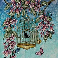 Que arraso by @zuzka.hanova #blomstermandala #mariatrolle #coloring #coloringbook #adultcoloringbook #adultcoloring #pencils #fabercastell #polychromos #prismacolor #dese #prismacolorpremier