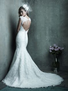 68a31b2ee0e8 Allure Couture C287 Wedding Dresses 2014, Couture Wedding Gowns, Wedding  Dress Styles, Bridal