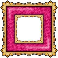 ArtbyJean - Paper Crafts: ---FRAMES - Square Maria Jose, Scrapbook Frames, Decoupage, Card Making, Paper Crafts, Clip Art, Prints, Cards, Facebook