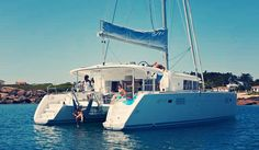 Catamaran Lagoon 450, Luxury, Lavish, Rich, Richmenslife, Beautiful, Interior, Seas, Transport, Private