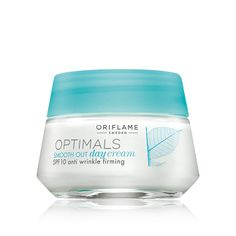 Optimals Smooth Out Day Cream SPF 10 - Oriflame Optimals Smooth Out - Skin Care - Shop for Oriflame Sweden - Oriflame cosmetics –UK & Ireland - Optimals Smooth Out Day Cream SPF 10