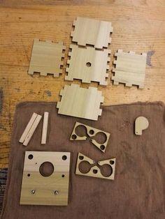 build your own pinhole box camera