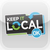 Keep it Local OK app to go w/ my Keep it Local card. Free