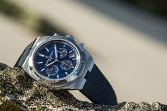 """""""MY WEEKEND WITH: The whole Vacheron Constantin Overseas Collection"""" via @watchville"""