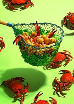 Mian Fan Crabe mou