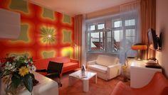 Design Sax Hotel - #funky #vintage