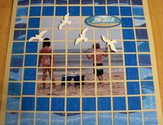 Mosiac Beach - Scrapbook.com