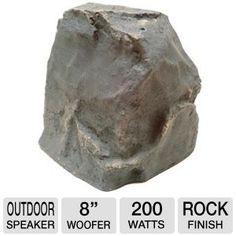 TIC Corporation TFS25-SL Outdoor Rock Speaker
