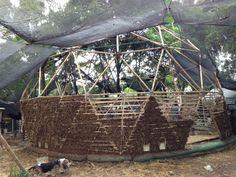 TALLER DE BAHAREQUE CON BAMBÚ | bambuterra #talleres #Bambuterra #bambú #bamboo #arquitectura #sostenible #construcción #architecture #sustainable #bamboo #building #workshops